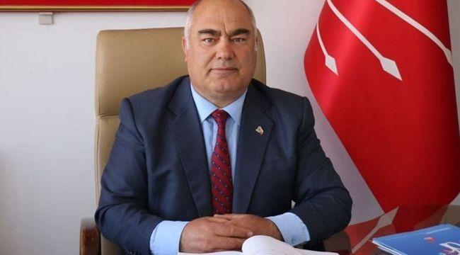 CHP Erzurum İl Başkanı istifa etti!