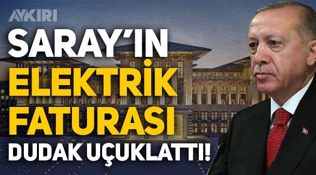 """CHP'li Gürsel Tekin: """"Saray'a günlük 60 bin, senelik 21.6 milyon lira elektrik faturası ödeniyor!"""""""