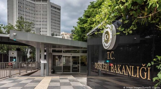 Dışişleri Bakanlığı: Türkiye ile ABD arasında görüşme gerçekleşecek!