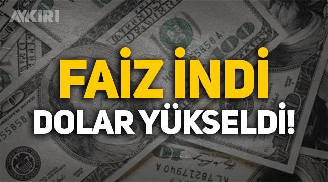 Dolar kaç lira? Altın kaç TL oldu? Faiz düştü, dolar ve altın yükselişe geçti!