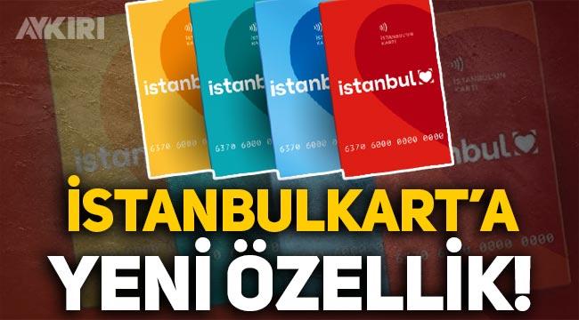 Ekrem İmamoğlu açıkladı: İstanbulkart'a eksi bakiye geliyor!