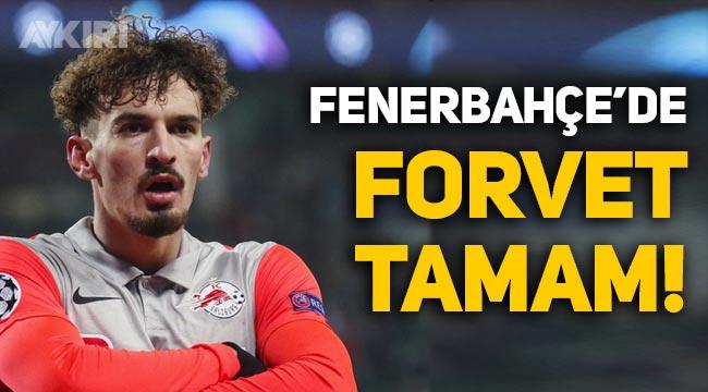 Fenerbahçe'de forvet hamlesi: Mergim Berisha İstanbul'a geldi! Berisha kimdir?