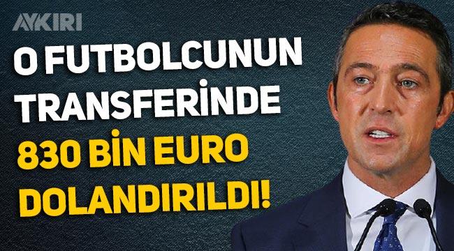 Fenerbahçe, Zajc transferinde 830 bin Euro dolandırıldı iddiası!