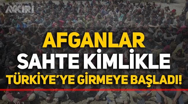 Financial Times: Afganlar sahte kimlikle Türkiye'ye girmeye başladı!
