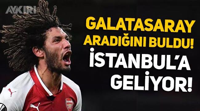 Galatasaray'dan Elneny hamlesi: İstanbul'a geliyor! Mohamed Elneny kimdir?