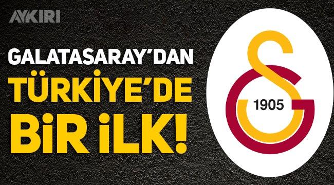 Galatasaray'dan Türkiye'de bir ilk! NFT koleksiyonu piyasaya çıkıyor