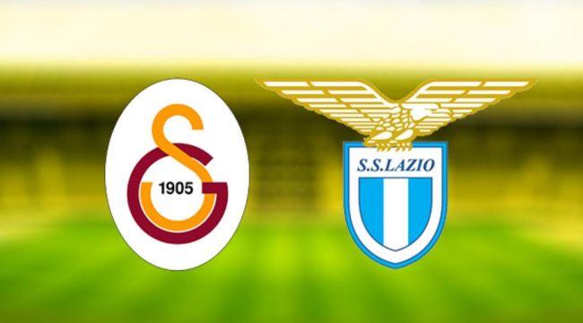 Galatasaray - Lazio maçı ne zaman, saat kaçta, hangi kanalda? Muhtemel 11'ler belli oldu!