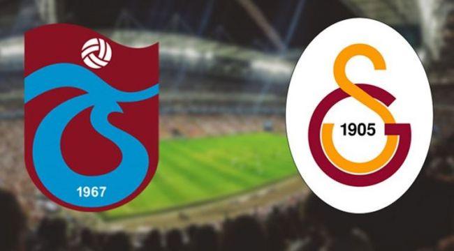 Galatasaray - Trabzonspor derbisinin hakemi belli oldu!