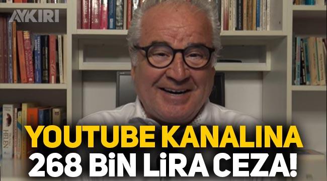 Gazeteci Memduh Bayraktaroğlu'nun YouTube kanalına 268 bin lira vergi cezası!