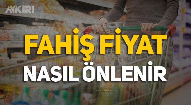 Gıda fiyatlarındaki fahiş fiyat nasıl çözülür? Uzmanlardan 5 öneri