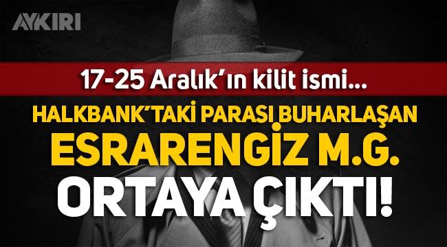 Halkbank'taki dolandırıcılık davasındaki 'M.G'nin Muammer Güler olduğu ortaya çıktı!