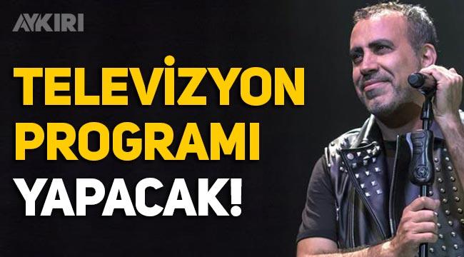 Haluk Levent, SMA'lı çocuklar için televizyon programı yapacak