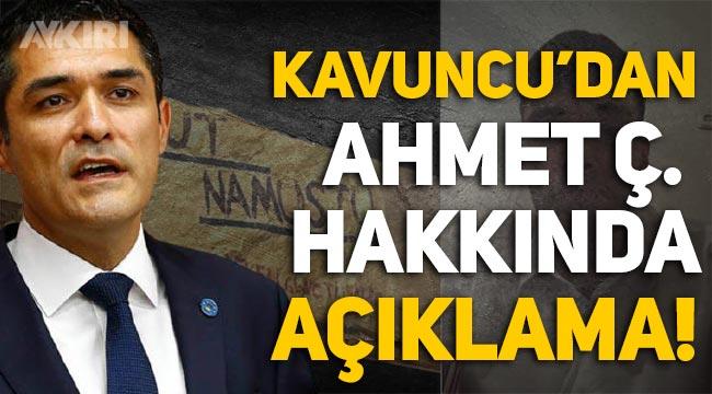 """""""Hudut Namustur"""" pankartı asan Ahmet Ç. için """"Zorla alıkonuldu"""" iddiası: Buğra Kavuncu'dan açıklama!"""