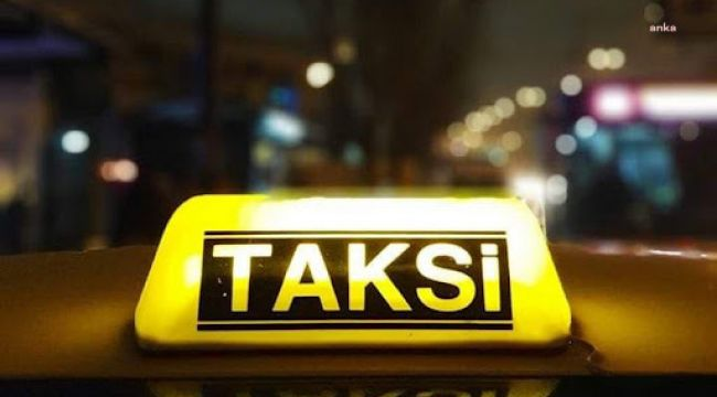 İBB yeni taksi modelini 9. kez UKOME'ye sunacak