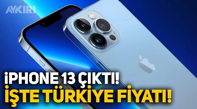 iPhone 13 Türkiye satış fiyatı ne kadar? iPhone 13'ün özellikleri…