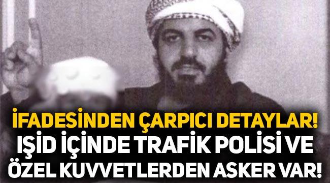 """IŞİD'li Ömer Yetek, örgüt içindeki Türkleri anlattı: """"Trafik polisi ve özel kuvvetlerden emekli asker var!"""""""