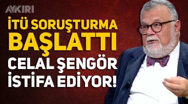 İTÜ'den Celal Şengör hakkında soruşturma kararı! Celal Şengör istifa mı ediyor!