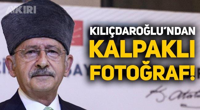 Kemal Kılıçdaroğlu'ndan kalpaklı fotoğraf