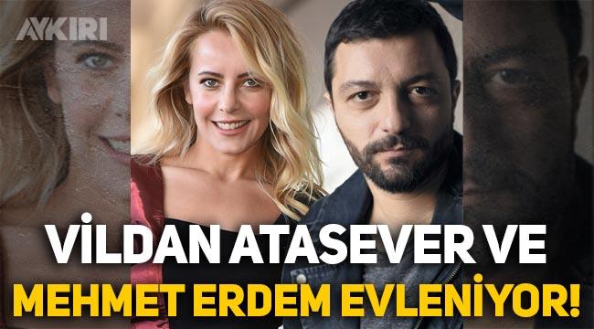 Mehmet Erdem ve Vildan Atasever evleniyor! Ne zaman evlenecekler, Mehmet Erdem ve Vildan Atasever kimdir?