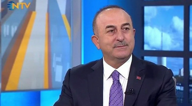 Mevlüt Çavuşoğlu'ndan Taliban ve Mısır açıklaması