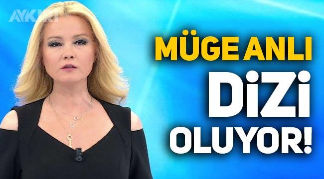Müge Anlı ile Tatlı Sert'in dizisi yapılıyor: Başrol oyuncuları belli oldu