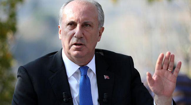 Muharrem İnce: Türkiye'nin geleceğini, bugünün savcılar ve hakimleri mahvetti!