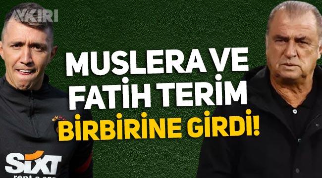 """Muslera ve Fatih Terim kavga etti iddiası: """"Gelmiyorum Kayseri'ye!"""""""