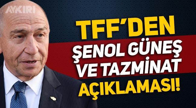 """Nihat Özdemir'den """"Şenol Güneş ve tazminat"""" açıklaması!"""