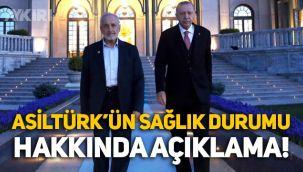 Oğuzhan Asiltürk'ün sağlık durumu nasıl? Asiltürk'ün son durumuna ilişkin açıklama!