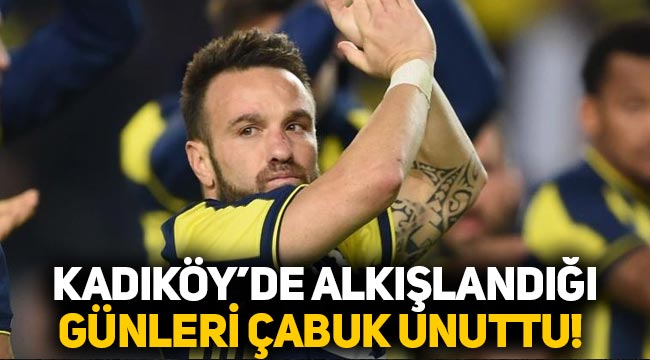 Olympiakoslu Valbuena'dan Fenerbahçe taraftarını kızdıran sözler!