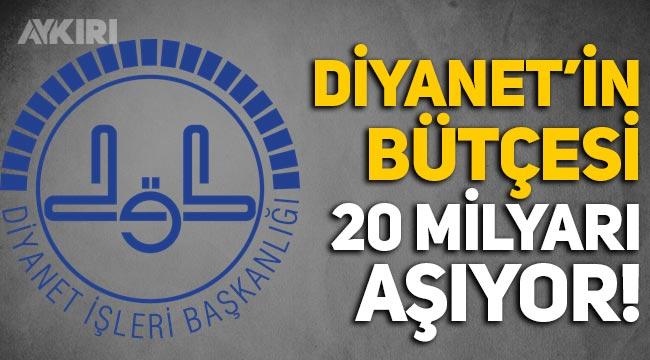 Orta Vadeli Program: Diyanet'in 2022 bütçesi 16 milyar TL!
