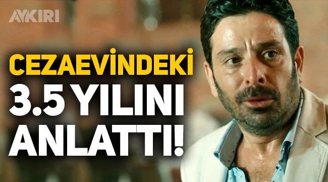"""Oyuncu Selim Erdoğan cezavindeki 3.5 yılını anlattı: """"İşlemediğim bir suçun cezasını çektim"""""""