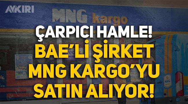 Reuters: Birleşik Arap Emirlikleri merkezli şirket MNG Kargo'yu satın almak istiyor!