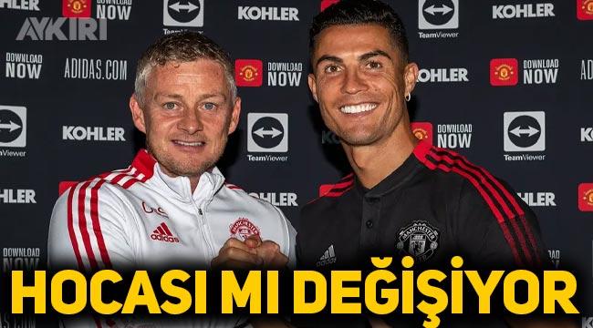 Ronaldolu Manchester United'da teknik direktör mü değişiyor? Conte, Manchester United'a gidiyor iddiası!