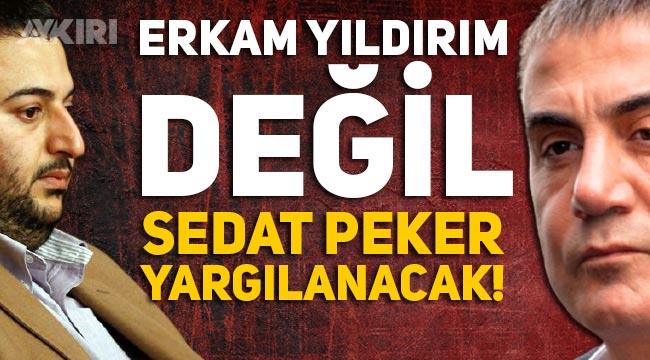 Sedat Peker'in Erkam Yıldırım'a hakaret ettiği gerekçesiyle 6 yıl hapsi istendi