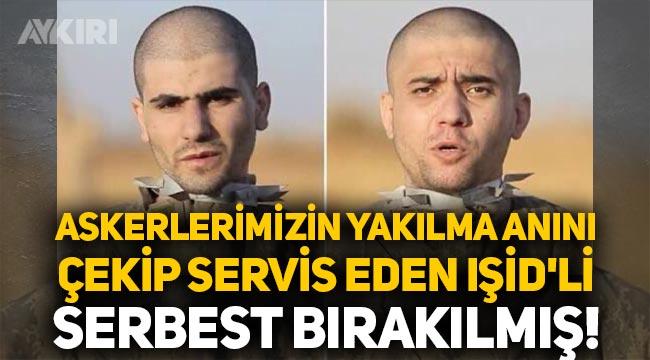 Sefter Taş ve Fethi Şahin'in şehit edilme görüntülerini çektiren ve servis eden IŞİD'li Ömer Yetek serbest kalmış!