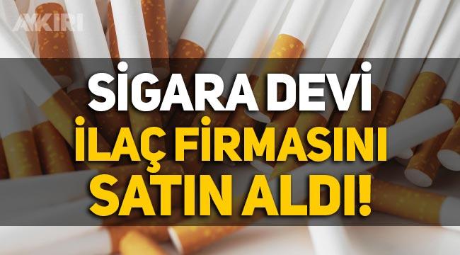 Sigara devi Philip Morris, ilaç firması satın aldı