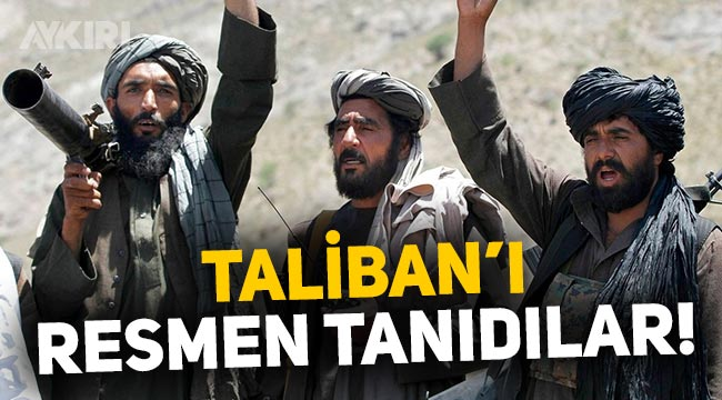 Taliban'ın ilk tanıyan ülke Pakistan oldu