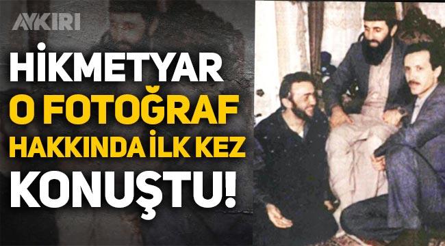 Taliban'ın kurucusu Hikmetyar, Erdoğan ile olan fotoğrafı hakkında ilk kez konuştu!