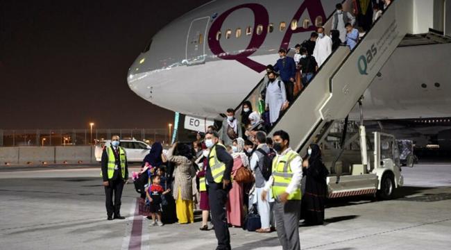 Taliban, Kabil'de uluslararası uçuşlara başladı!