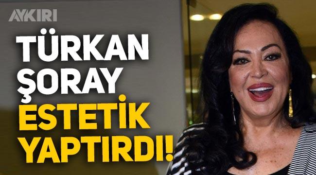 Türkan Şoray estetik yaptırdı, sosyal medyada gündem oldu!