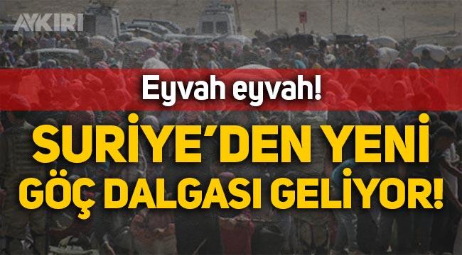 Türkiye'ye yeni göç dalgası riski: Suriye İdlib'de tansiyon yükseliyor!