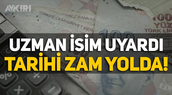 Uzman isim uyardı: Vergi, harç ve ceza ücretlerine tarihi zam yolda!