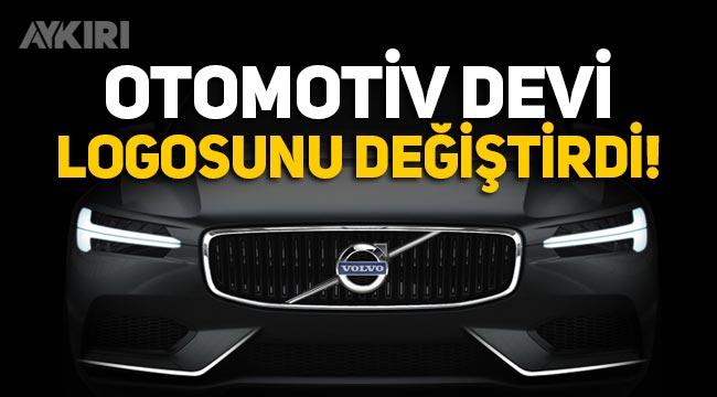 Volvo'nun yeni logosu