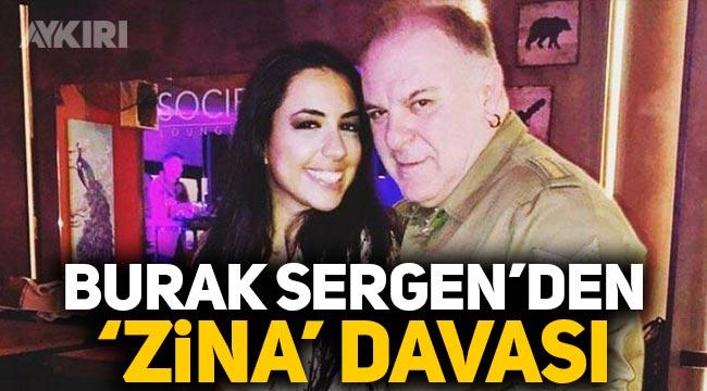 Burak Sergen, Nihan Ünsal'a 'zina' gerekçesiyle boşanma davası açtı!