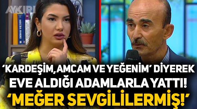 """Fulya ile Umudun Olsun'da akılalmaz olay: """"Karımın 'Kardeşim' diyerek eve alıp yattığı 3 adam sevgilisiymiş"""""""