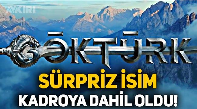 'Göktürk' filminin kadrosuna Murat Serezli dahil oldu!