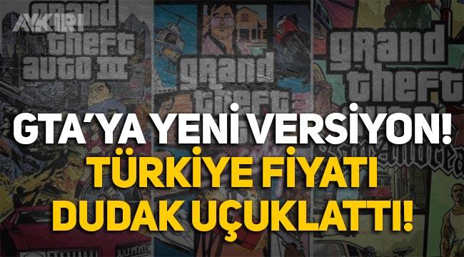 GTA The Trilogy: The Definitive Edition kaç lira? GTA'nın yeni serisinin fiyatı dudak uçuklattı!