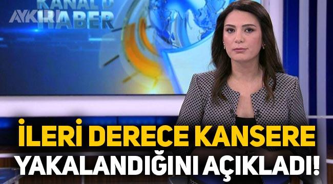 Hürriyet yazarı Fulya Soybaş, kansere yakalandığını açıkladı