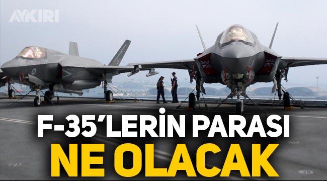 İbrahim Kalın'dan açıklama: F-35'lerin parası ne olacak?